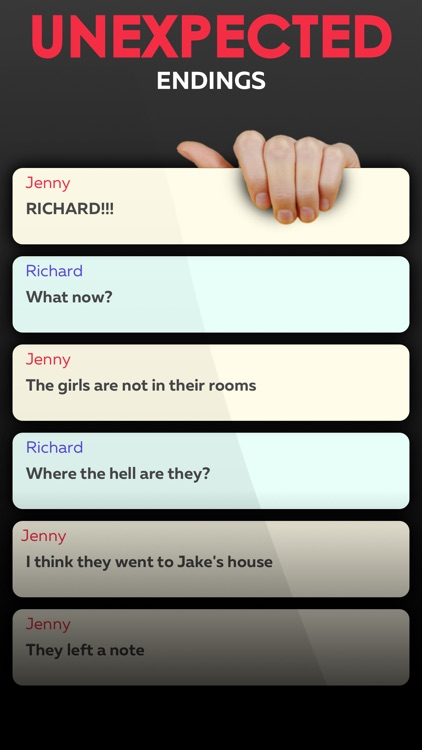 Boo - Scary Text Chat Stories screenshot-5