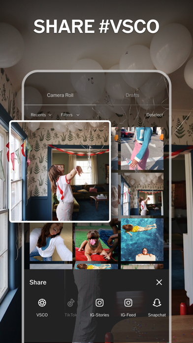 VSCO: Photo & Video Editor wiki review and how to guide