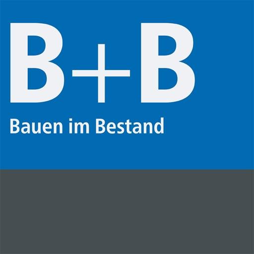 B+B Bauen im Bestand icon