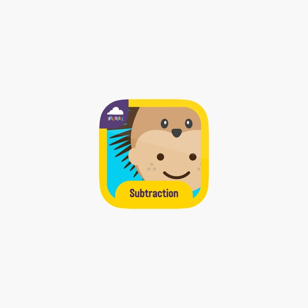 Subtraction with Ibbleobble on the AppStore