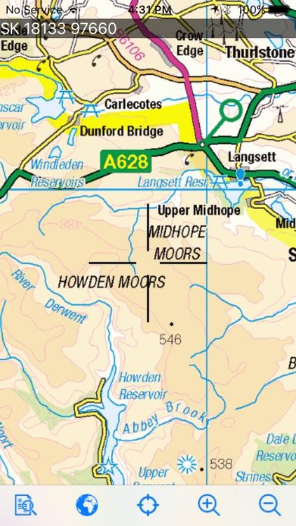 MX Map Mobile screenshot-4