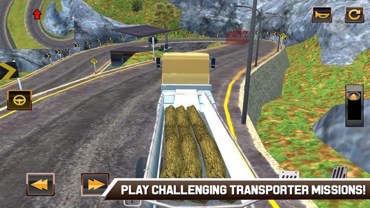 Transporter Euro Truck Car 18
