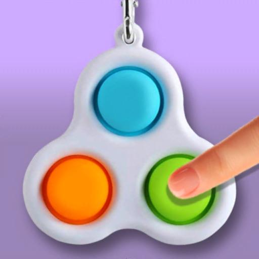 DIY Simple Dimple! Fidget Toys
