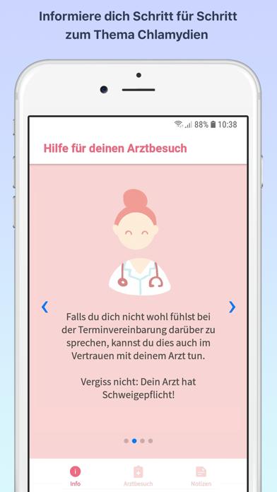 StartChla - ChlamydienScreenshot von 4