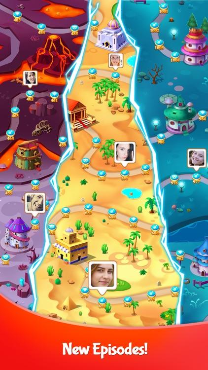 Jewel Legend - Match 3 Games screenshot-5