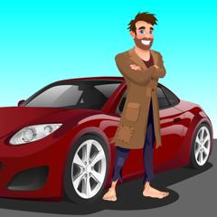 Life Simulator - Hobo CEO