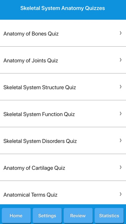 Skeletal System Anatomy screenshot-3