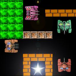 Ícone do app Super Tank Battle - myCityArmy