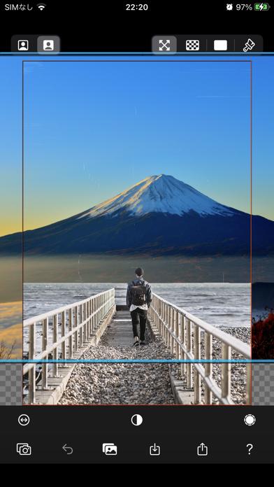 See-Through Camera Deluxe screenshot 9