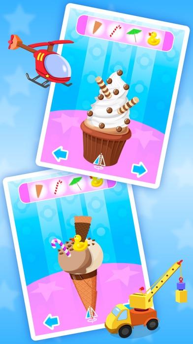 Ice Cream DeluxeScreenshot von 3