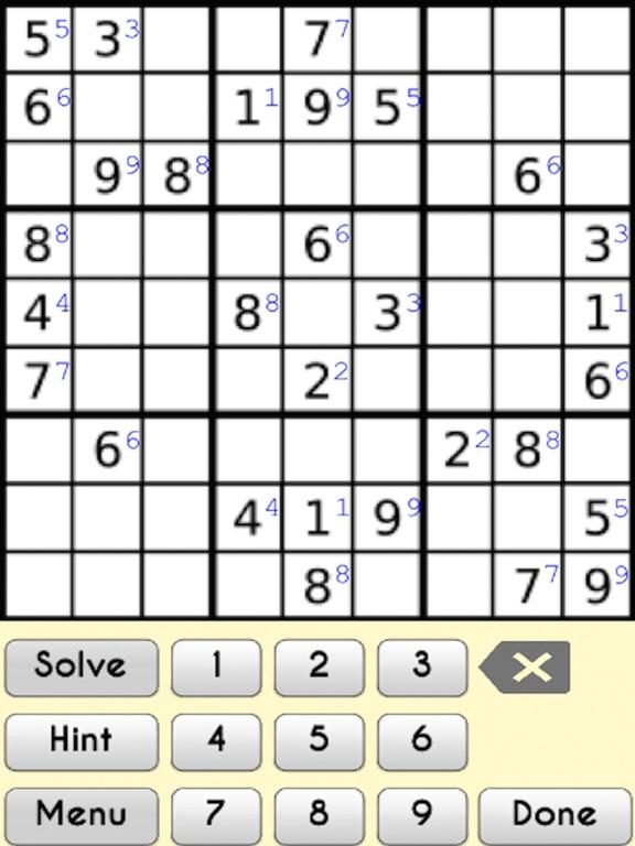 Sudoku -:- Premium screenshot 9