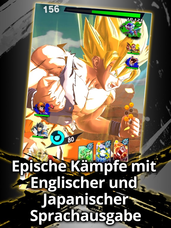 Screenshot 3 DRAGON BALL LEGENDS