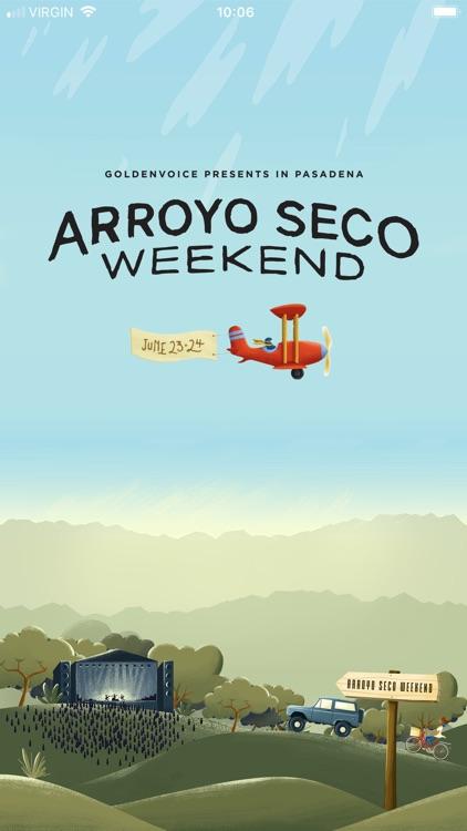 Arroyo Seco Weekend