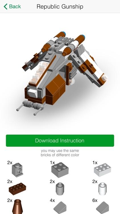 Master Bricks Build New Toys screenshot-4