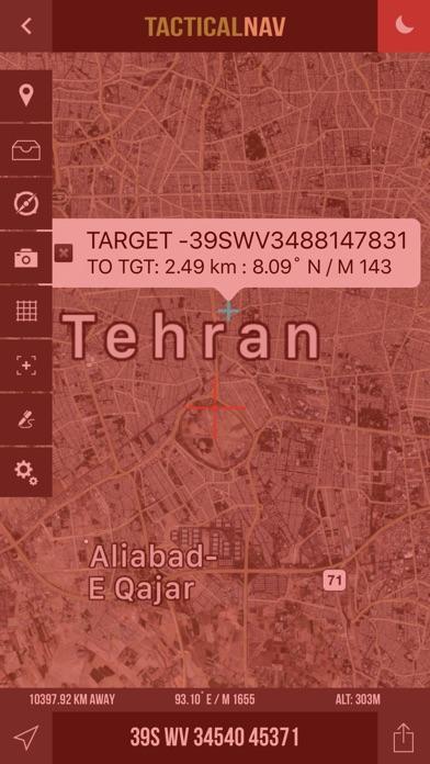 Tactical Nav review screenshots