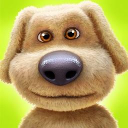 Talking Ben the Dog
