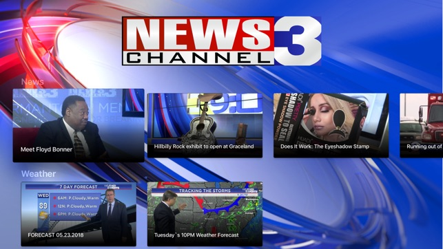 WREG News Channel 3 Memphis on the App Store