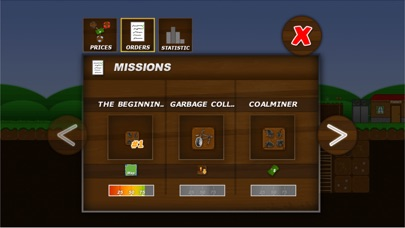 Screenshot #9 for Treasure Miner - 2d gem mine