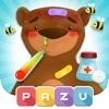子供向けのジャングル獣医ゲーム Animal Doctor - iPhoneアプリ