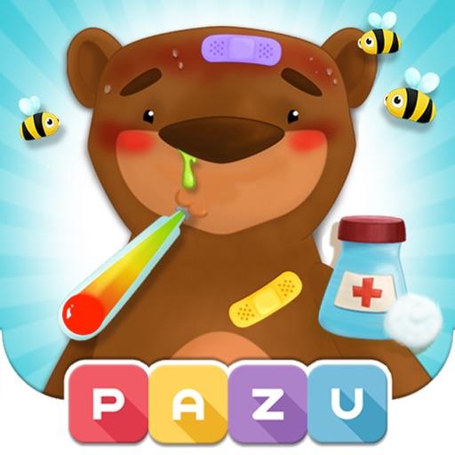 Jungle Vet Care games for kids