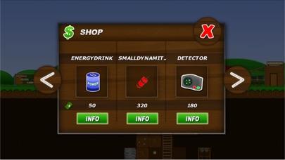 Screenshot #8 for Treasure Miner Lite - 2d gem