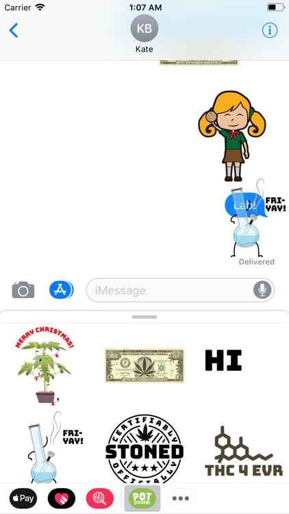 POTMoji Stickers