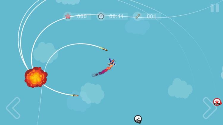 Missile Escape 2018 screenshot-4