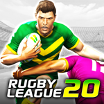 Rugby League 20 на пк
