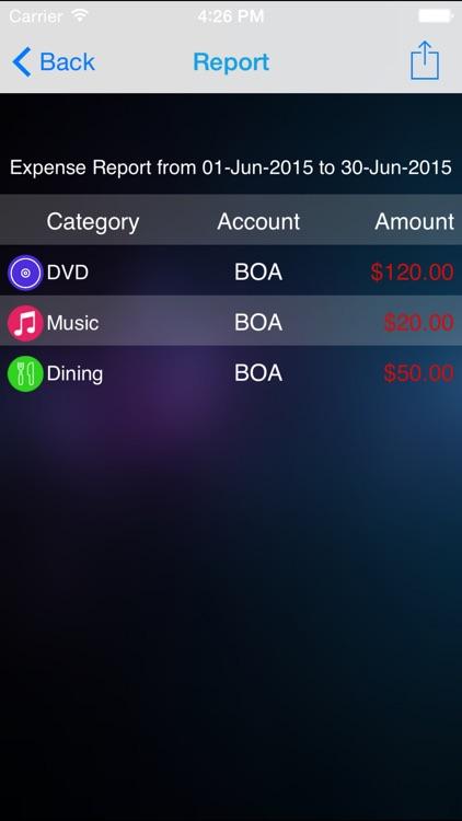 Home Budget Expense Pro screenshot-4