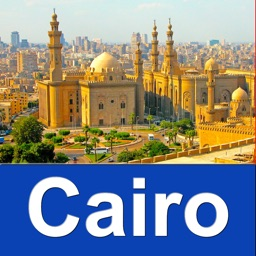 Cairo (Egypt) – Travel Map