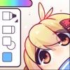 漫芽糖指绘 - 二次元绘画与画画软件