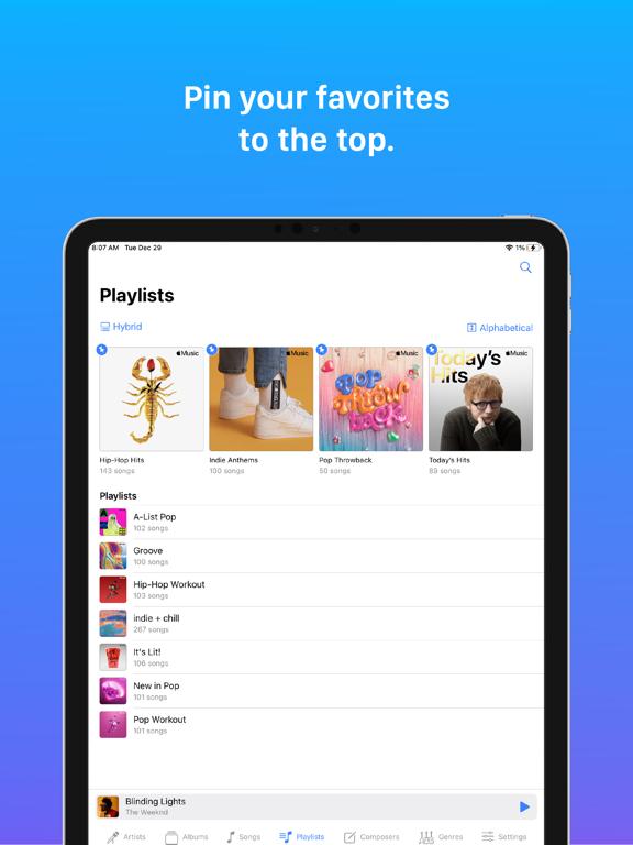 Cs: Music Player Screenshots