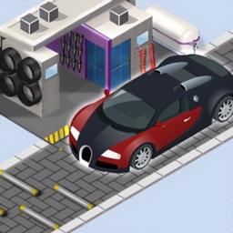 Idle Car Factory Simulator