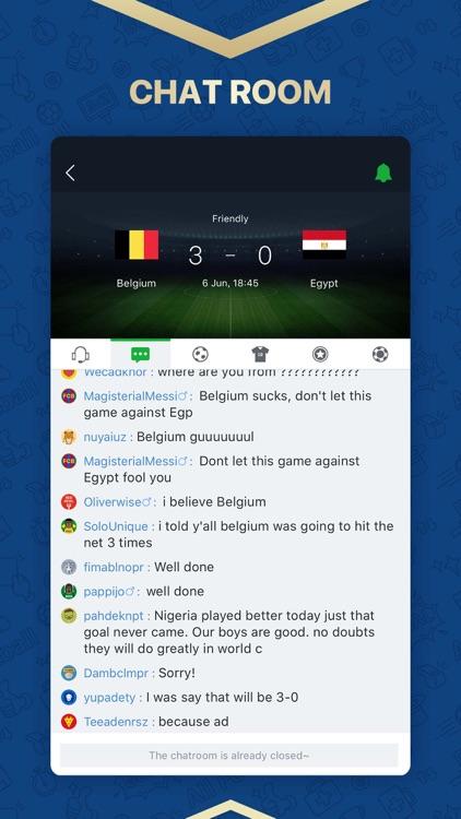 All Football - Scores & News screenshot-4