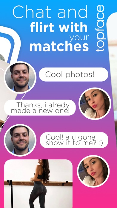 Download Topface: dating app and chat for Pc