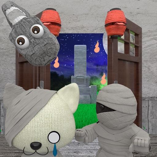 脱出ゲーム ちょっと怖いお化け屋敷からの脱出