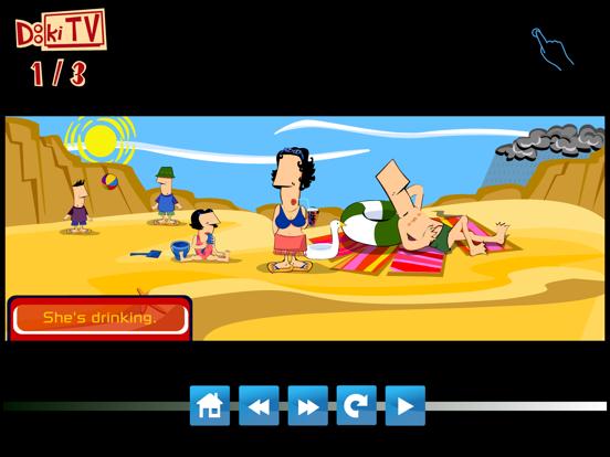 Learn English - Doki Further screenshot three
