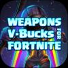 Guide Weapons Fortnite V-Bucks
