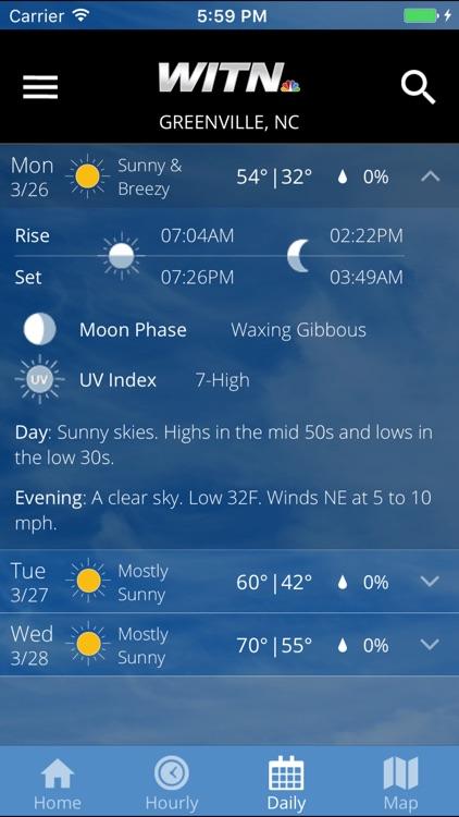 WITN Weather App screenshot-4