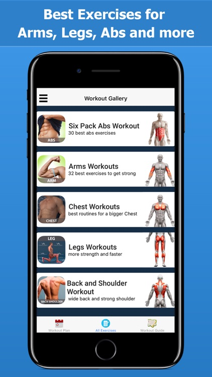 Home Workout - Fitness Planner screenshot-4