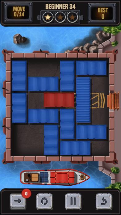 コンテナブロックパズルのブロックを解除するスクリーンショット3
