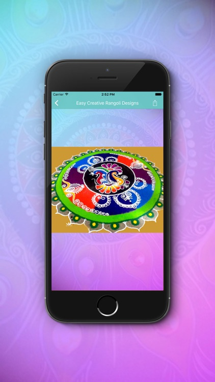 Easy Creative Rangoli Designs screenshot-4