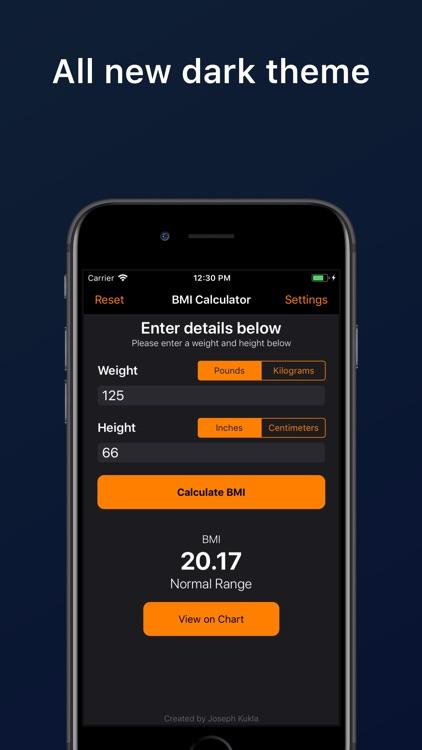 BMI Calculator++