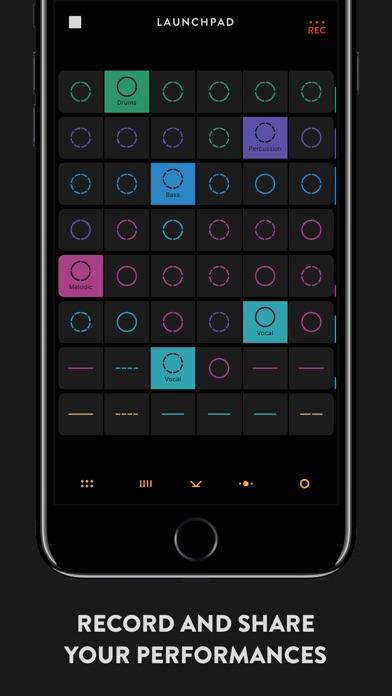 Launchpadのスクリーンショット4