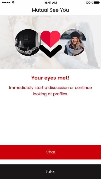 goSeeYou - Dating screenshot-3