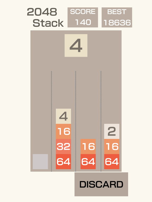 2048-Stack screenshot 7