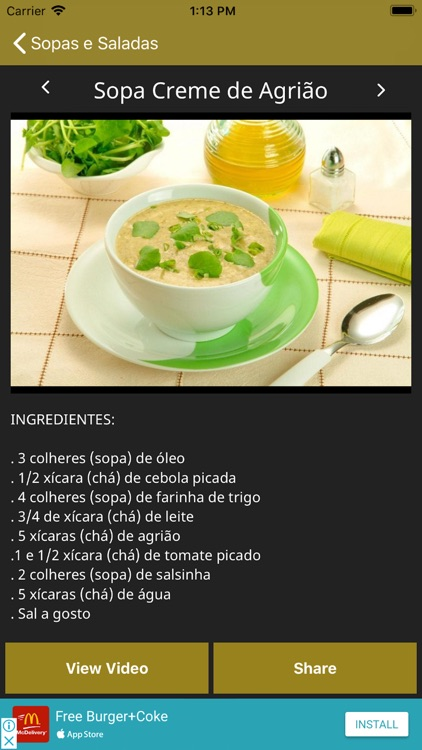 Receitas Portuguesas screenshot-7