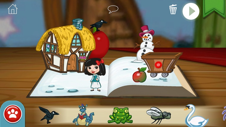 StoryToys Snow White screenshot-4