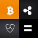 クリプト電卓 - 仮想通貨の簡単レート計算機