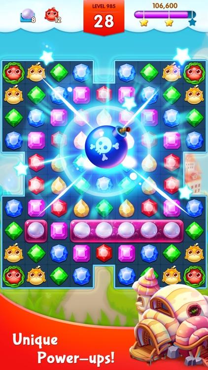 Jewel Legend - Match 3 Games screenshot-3